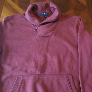 Gap maroon sweatshirt